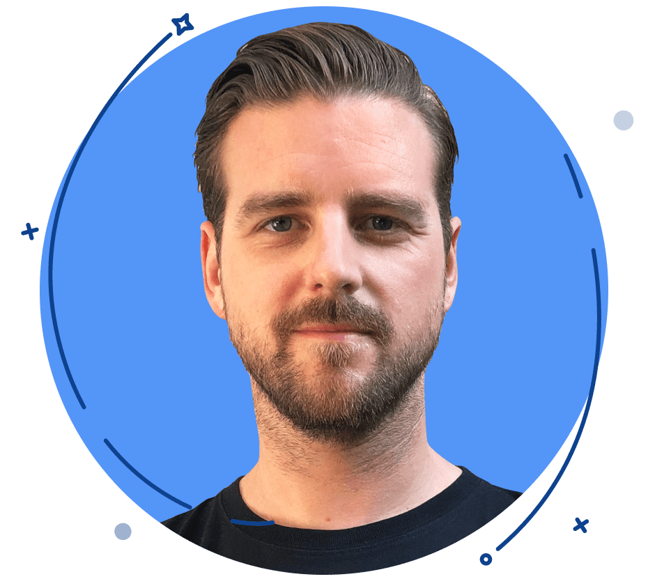 Profile picture of Alastair Holmes, Lead Designer at Enthuse